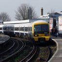 Lewisham station, Londen. Bron: Mattbuck