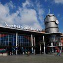 Station Den Bosch. Bron: Henk Monster