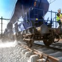 Stof-Arm-Los-Trein (SALT) Voestalpine RailPro