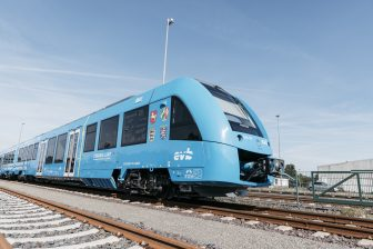 Coradia iLint enters passenger service in Lower Saxony © René Frampe
