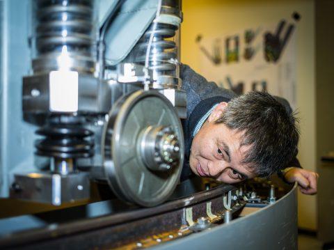 Zili Li is benoemd tot professor Railsystemen en Monitoring aan de TU Delft
