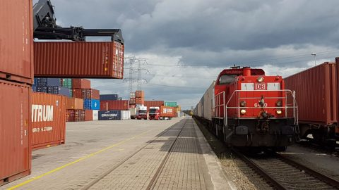 Railport Brabant, Tilburg