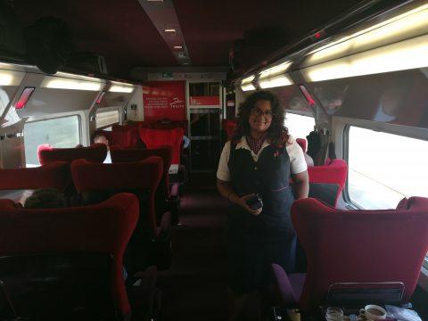 Treinmanager Thalys