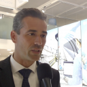 screenshot commercieel directeur Mark de Vries van Voestalpine Railpro InnoTrans 2018