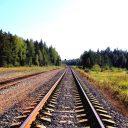 Spoorlijn, foto: Pixnio