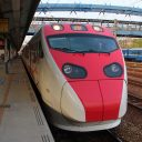 Een Puyama expres-trein in Taiwan. Bron: Chi-Hung Lin