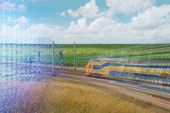 Cyberveiligheid spoor