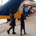 Maquette NS trein