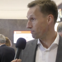 screenshot video Reinier van der Wal van Strukton Rail InnoTrans 2018