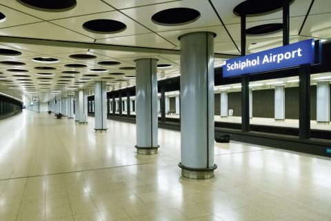 station Schiphol Airport