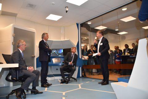 De opening van het ERTMS Center in Amersfoort