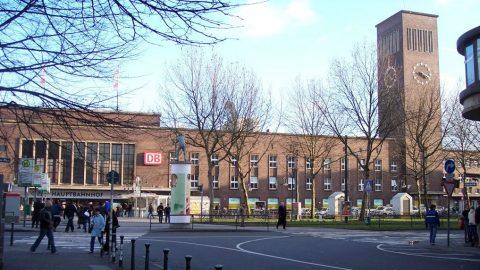 Station Düsseldorf, bron: Sascha Brück
