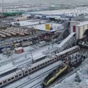 Dodelijk treinongeluk Ankara