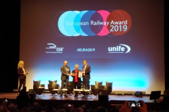 Catherine Trautmann, European Railway Awards