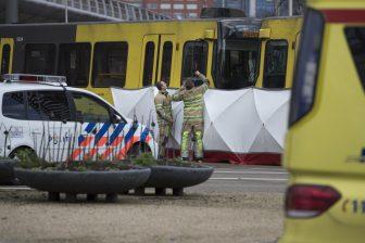 Schietincident tram, foto: Hollandse Hoogte