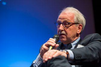 ERTMS-coördinator Matthias Ruete van de Europese Commissie, foto: Bernal Revert