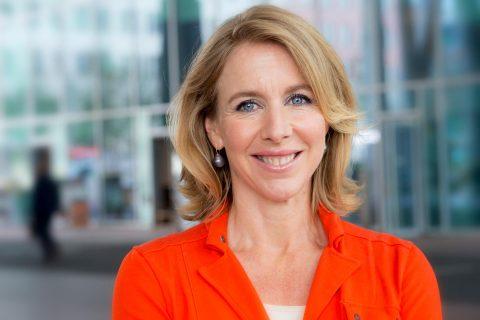 Stientje van Veldhoven, staatssecretaris van Infrastructuur en Waterstaat