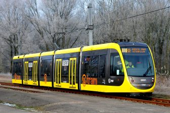 Tram Uithoflijn, bron: Spoorjan/Creative Commons