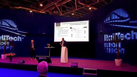 Movares Trein van de Toekomst, RailTech Europe 2019