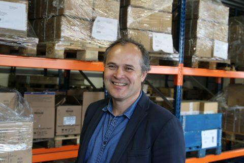 Castlab-oprichter Koen Melis, foto: Paul van den Bogaard