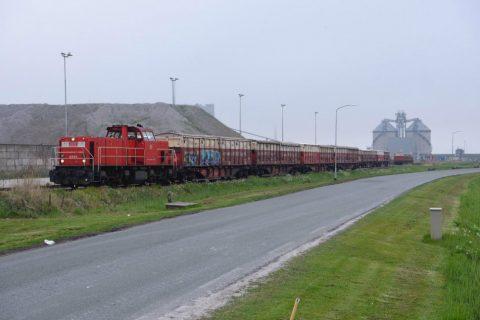 Rail Cargo goederentrein van Delfzijl naar Lienz, bron: N+P Group