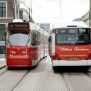 Tram en bus HTM, bron: HTM