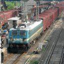Een goederentrein in India, foto: Hollandse Hoogte