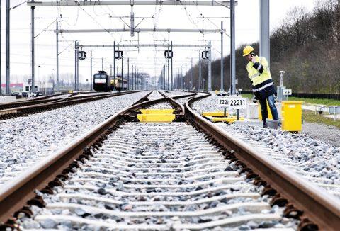 Voorspellend spooronderhoud, foto: Dekra Rail