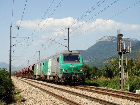 Goederenvervoerder Fret van SNCF