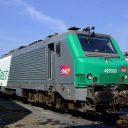 Een Fret-goederentrein van SNCF, Wikimedia Commons