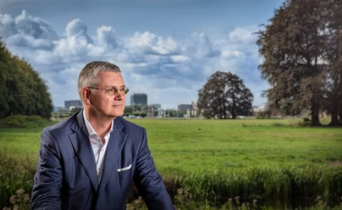 Financieel directeur Erik van Schie van Movares
