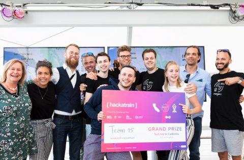 hackatrain 2019, bron Hackatrain