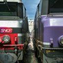 SNCF-treinen op station Paris Est, foto: iStock Photo