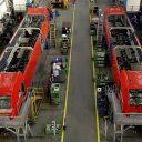 Bombardier fabriek, bron: Bombardier