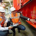 Intelligente goederenwagons van DB Cargo, bron: DB Cargo