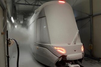 New-Urbos-tram-from-Amsterdam-under-climate-tests