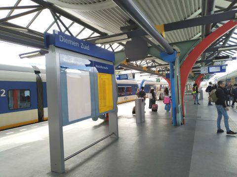 Station Diemen Zuid