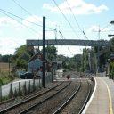 Elsenham station, bron: Levelcrossingsafety.com