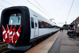 De Ringsted-lijn in Kopenhagen