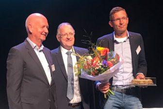 Martijn Elbers van Shuttlewise, Spoorman van het jaar 2019