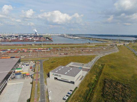 Locomotive Workshop Rotterdam
