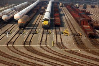 Antwerpen Railport