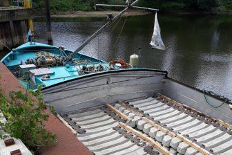 dwarsliggers per schip