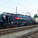 Locomotief SBB-Cargo