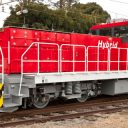 hybride locomotief Toshiba