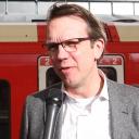 Algemeen directeur John Voppen van ProRail