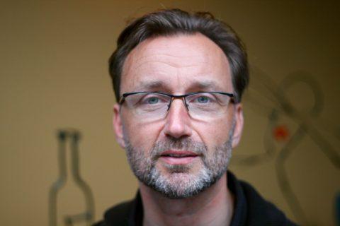 Onderzoeker Openbaar Vervoer Wijnand Veeneman van de TU Delft