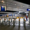 Den Haag Centraal is rustig vanwege het coronavirus, foto: ANP