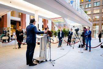 Minister Koolmees over Noodmaatregel Overbrugging Werkbehoud