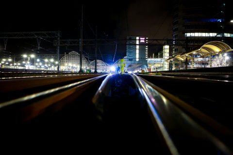 Internet of Things op het spoor